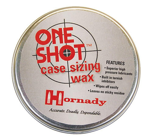 One Shot® Case Sizing Wax