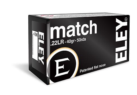 Eley Match .22 lr