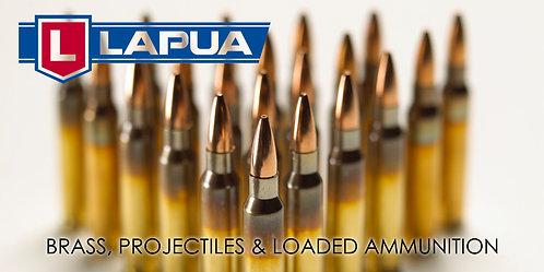 Lapua .338 Lap Mag Loaded Ammunition