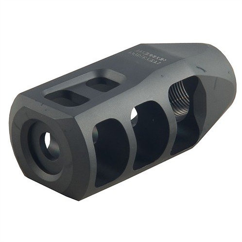 M11 MUZZLE BRAKE 5/8-24.   (many cals available)