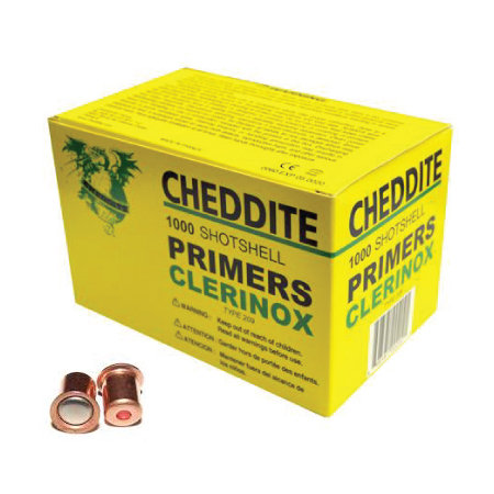 Cheddite Primers - CX2000