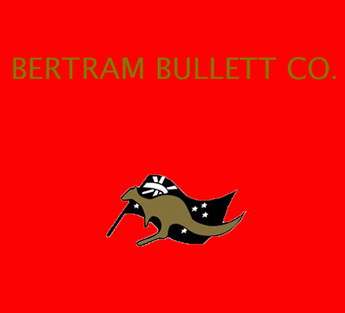 Bertram .43 Egyptian Brass