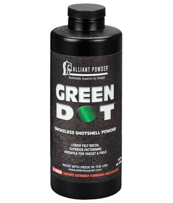 Alliant Green Dot Powder