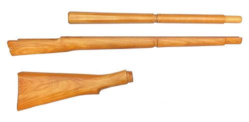 Lee Enfield No4 stock wood work