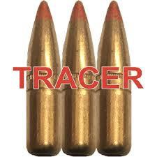 .30 Cal Tracer Bullet Heads 140gr