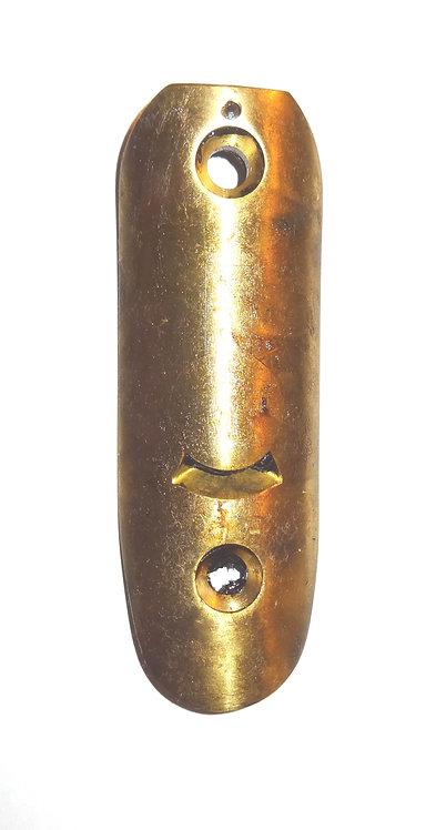 Enfield Brass Butt Plate