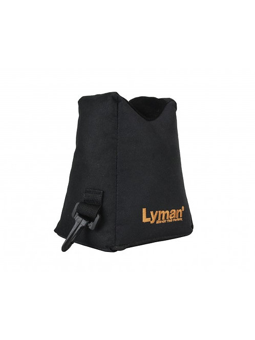 Lyman Crosshair Front Shooting Bag