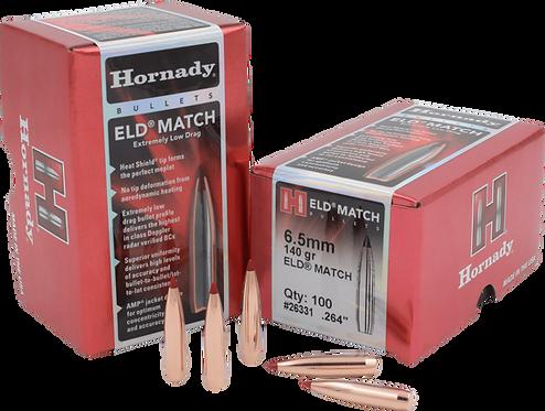 Hornady ELD Match Bullets x 100