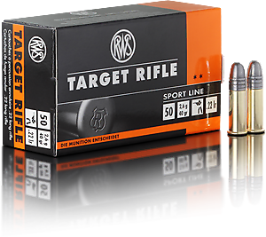 RWS Target Rifle .22 Lr