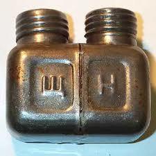 Russian Oil Bottle