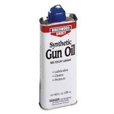 Birchwood Casey Gun Oil 4.5fl Spout Can