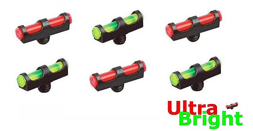 Slim Jim Fibre Optic Shotgun Sights, from UltraBright