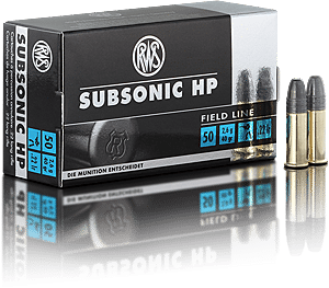 RWS Subsonic .22 Lr