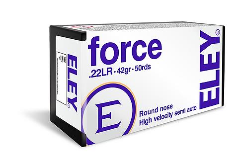 Eley Force .22 lr
