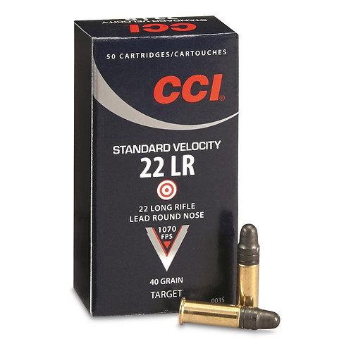 CCI Standard .22 Lr
