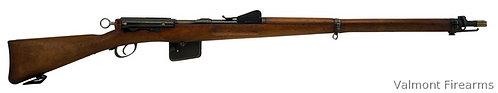 Schmidt Rubin 1889 Bolt Action 7.5 mm Rifles