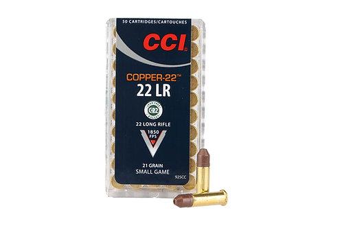 CCI Copper .22 Lr