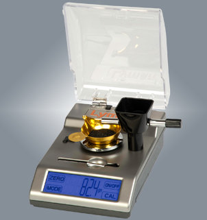 Lyman Accu-Touch™ 2000 Electronic Reloading Scale