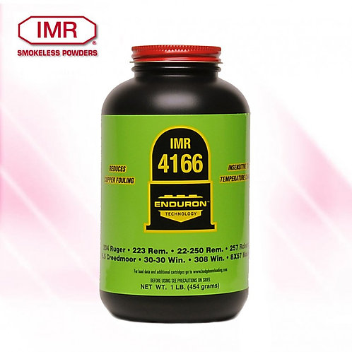 IMR Enduron 4166 Powder (1lb/454g)