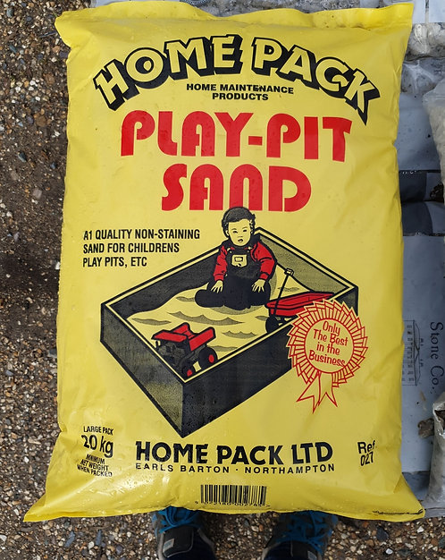 Play-Pit Sand 20kg