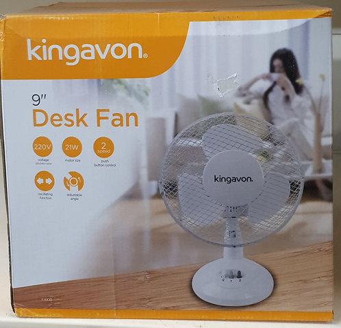 """9"""" Desk Fan"""
