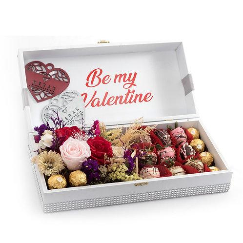 Caja Be my Valentine