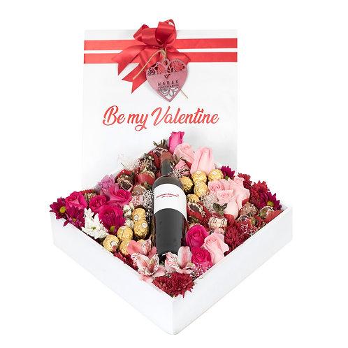 Caja de enamorados