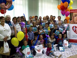 Отчет о работе Центра сопровождения приемных семей в Екатеринбурге за август  2019