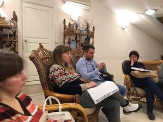 Отчет о работе Центра сопровождения приемных семей в ноябре 2018