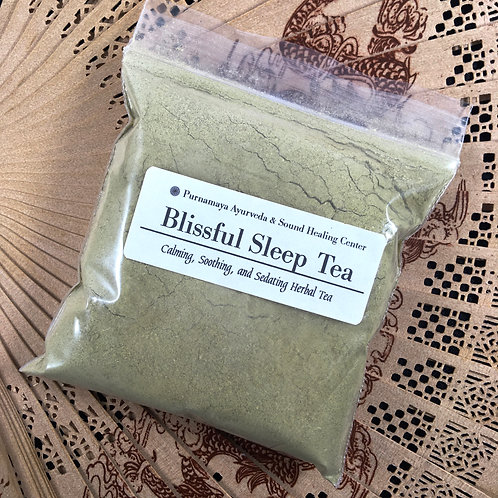 Blissful Sleep Tea