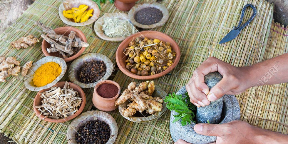 Healing with Ayurvedic Herbs