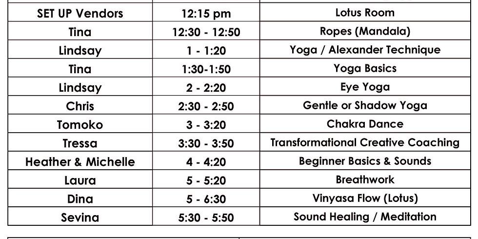 Community Day of Yoga