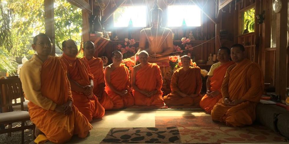 Half Day Meditation Retreat