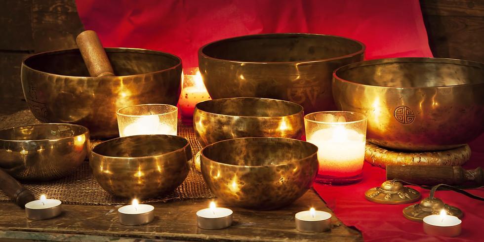 Sound Bath & Meditation