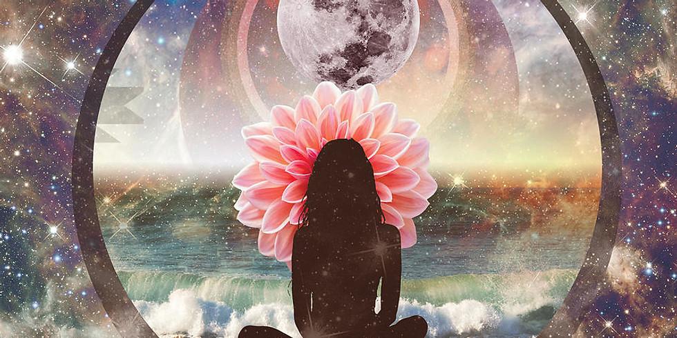 Full Moon Guided Meditation & Sound Healing