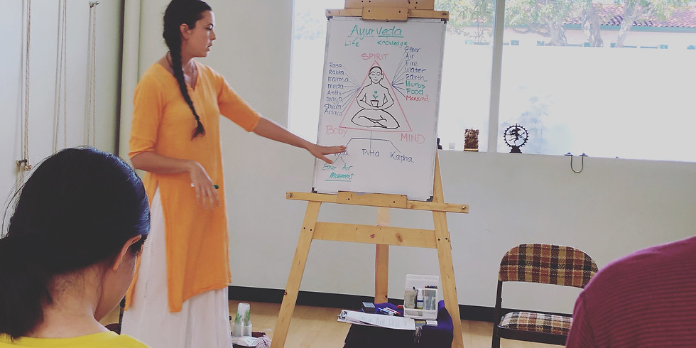 Ayurveda: The Art of Living