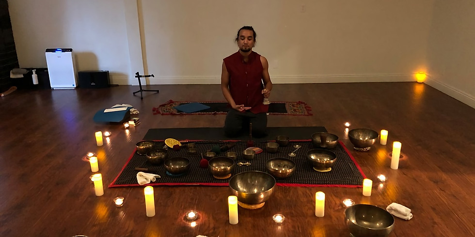 7 Chakra Cleansing & Relaxing Sound Bath