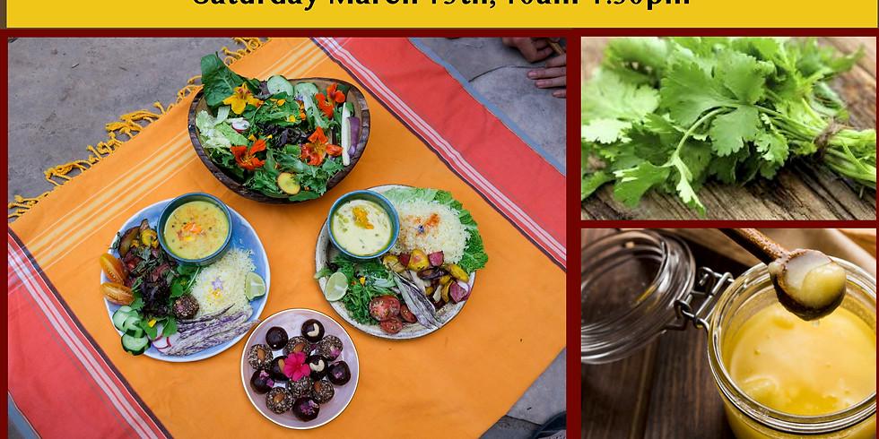 Dharma Lunch