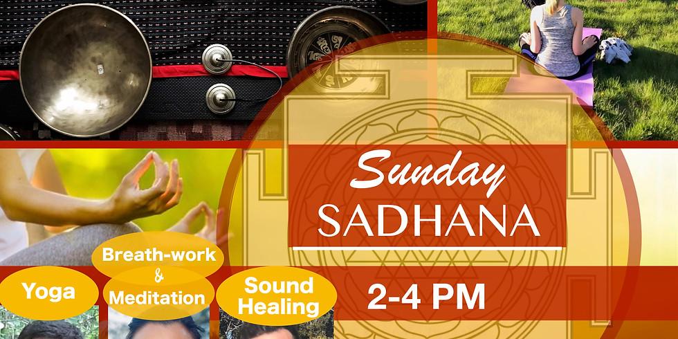 Sunday Sadhana