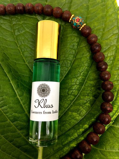 Khus Attar Roll-On Perfume