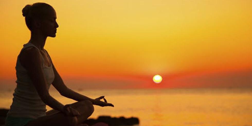 Pranayama, Meditation & Sound Healing Workshop