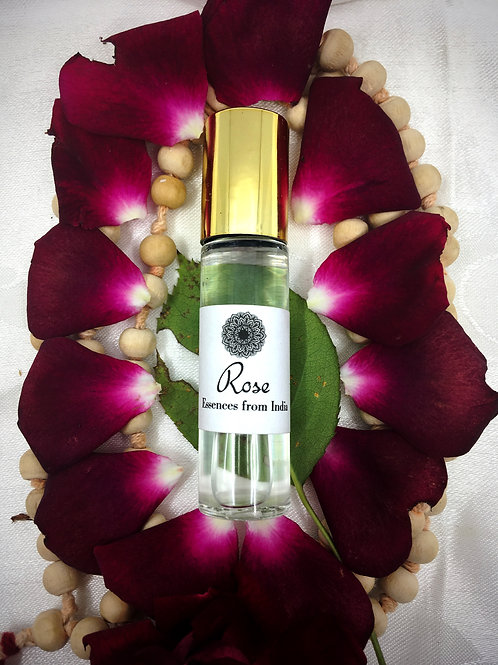 Rose Attar Roll-On
