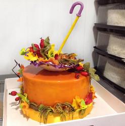 "Торт ""Зонт"""