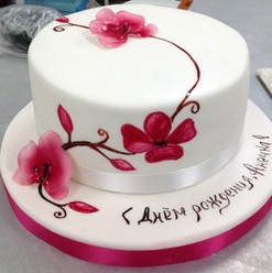 Заказной торт на День рождения