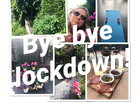 Week 15: Dag lockdown, ik ga je missen!