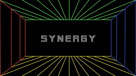 Synergy Title Screen