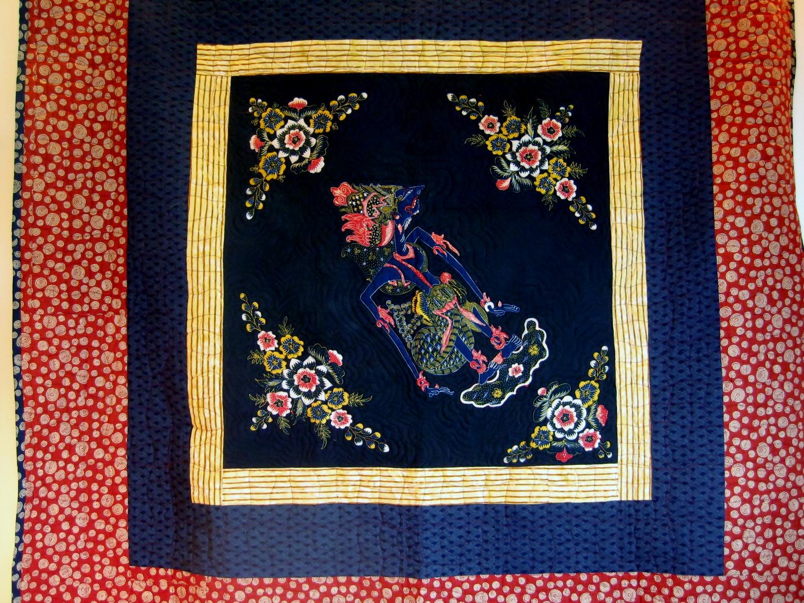 Dancer's Quilt