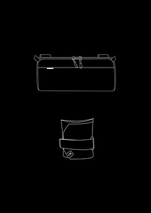 Speed Barbag and Saddlebag Set // 83 g