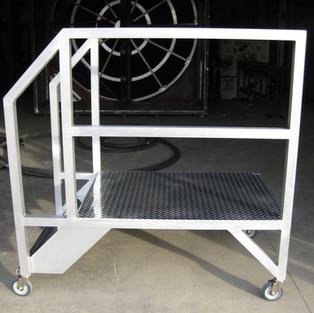 Aluminum Step