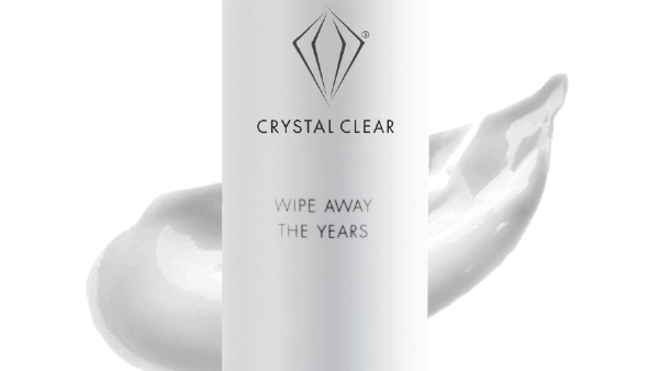 Crystal Clear Wipe Away The Years Cleanser 200ml